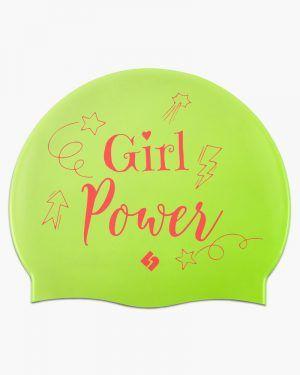 Gorro silicona Cincsport® Girl Power