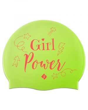 Gorro silicona Cinc Girl Power