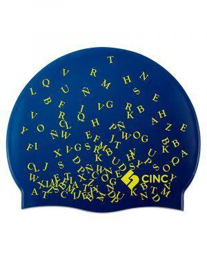 Gorro silicona Cinc Letters