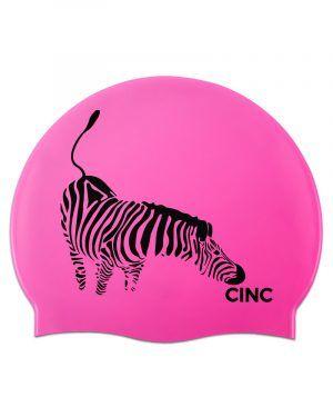 Gorro silicona Cinc Zebra Pink
